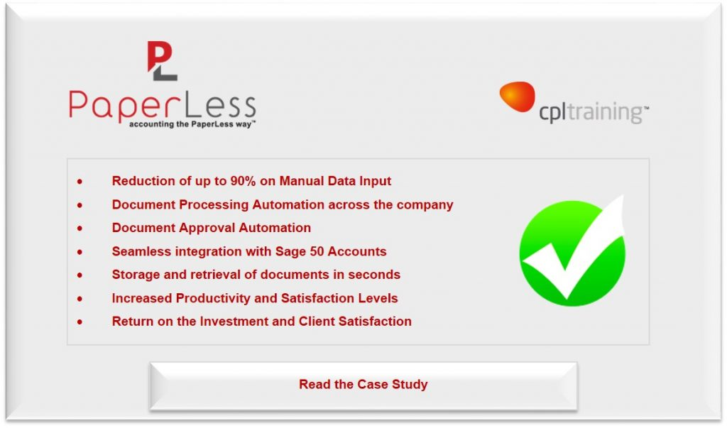 CPL Training Case Study