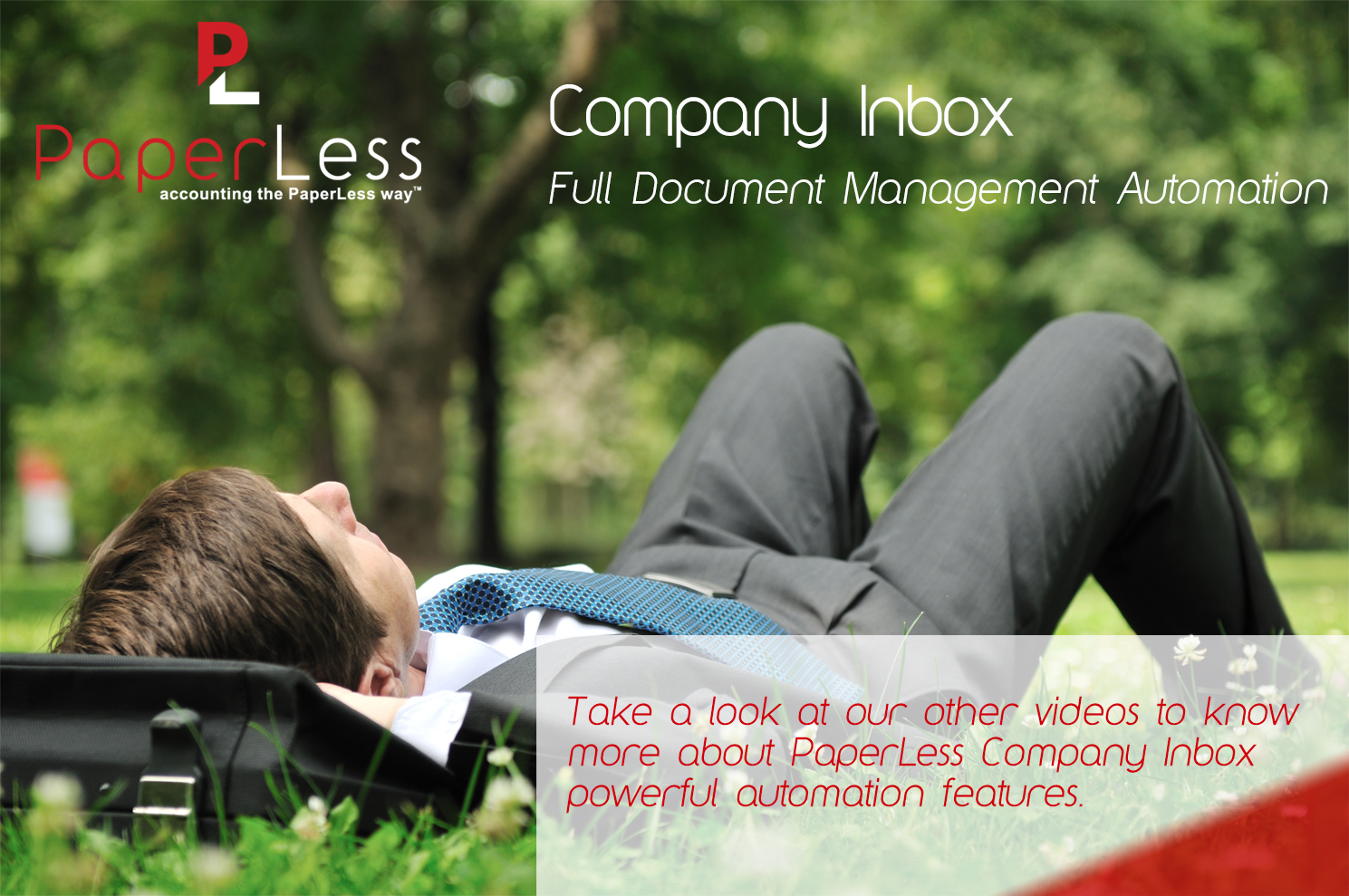 Click to Find Out More About PaperLess Company Inbox