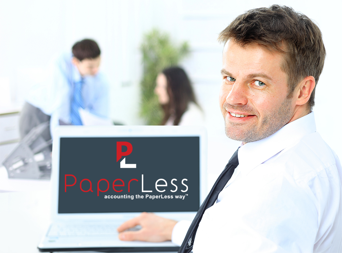 Find out more about PaperLess Document Management Software