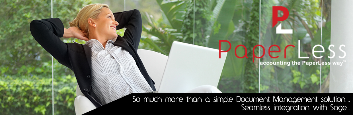 Click here to find out more about PaperLess Document Management Software