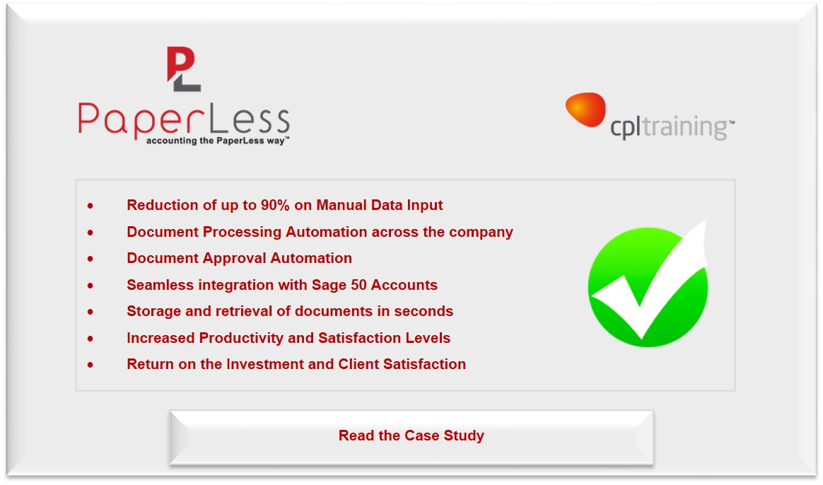 CPL Training Case Study