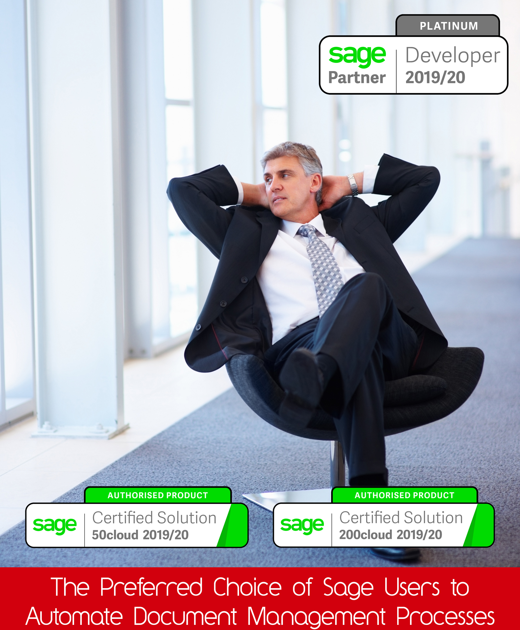 Click here to find out more about PaperLess Automation Pack for Sage
