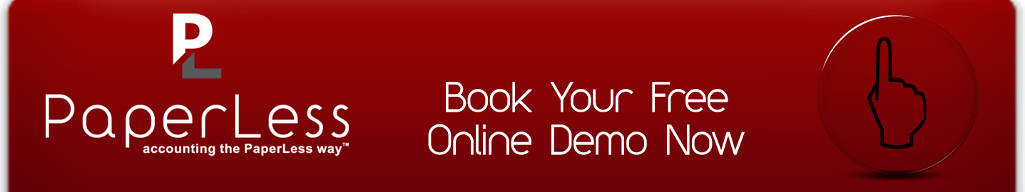 Click here to book your Free Online Demo of PaperLess Invoice Scanning Software