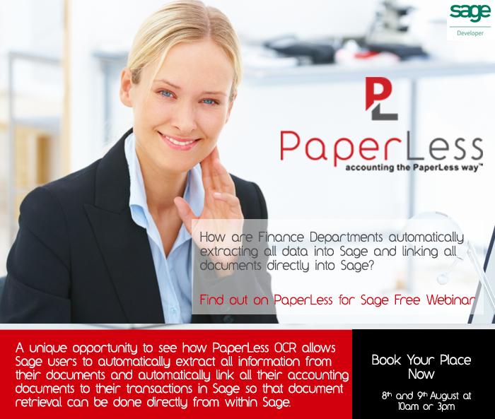 PaperLess August Webinar