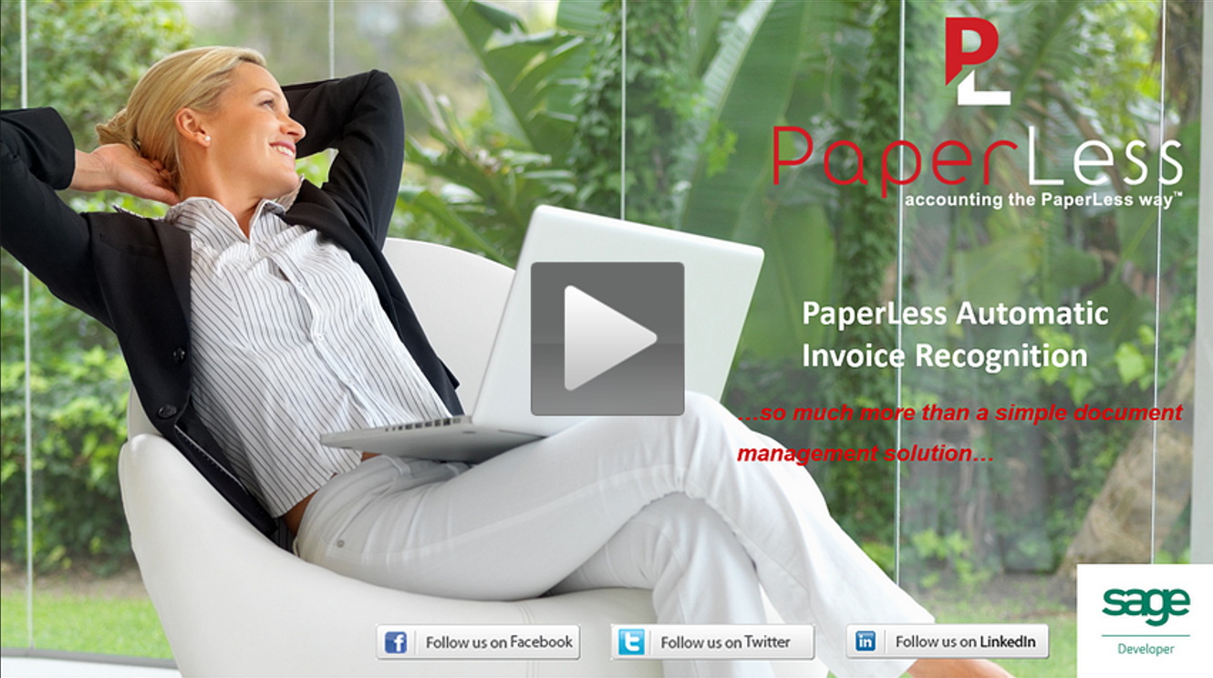 PaperLess Automatic Invoice Recognition_Large