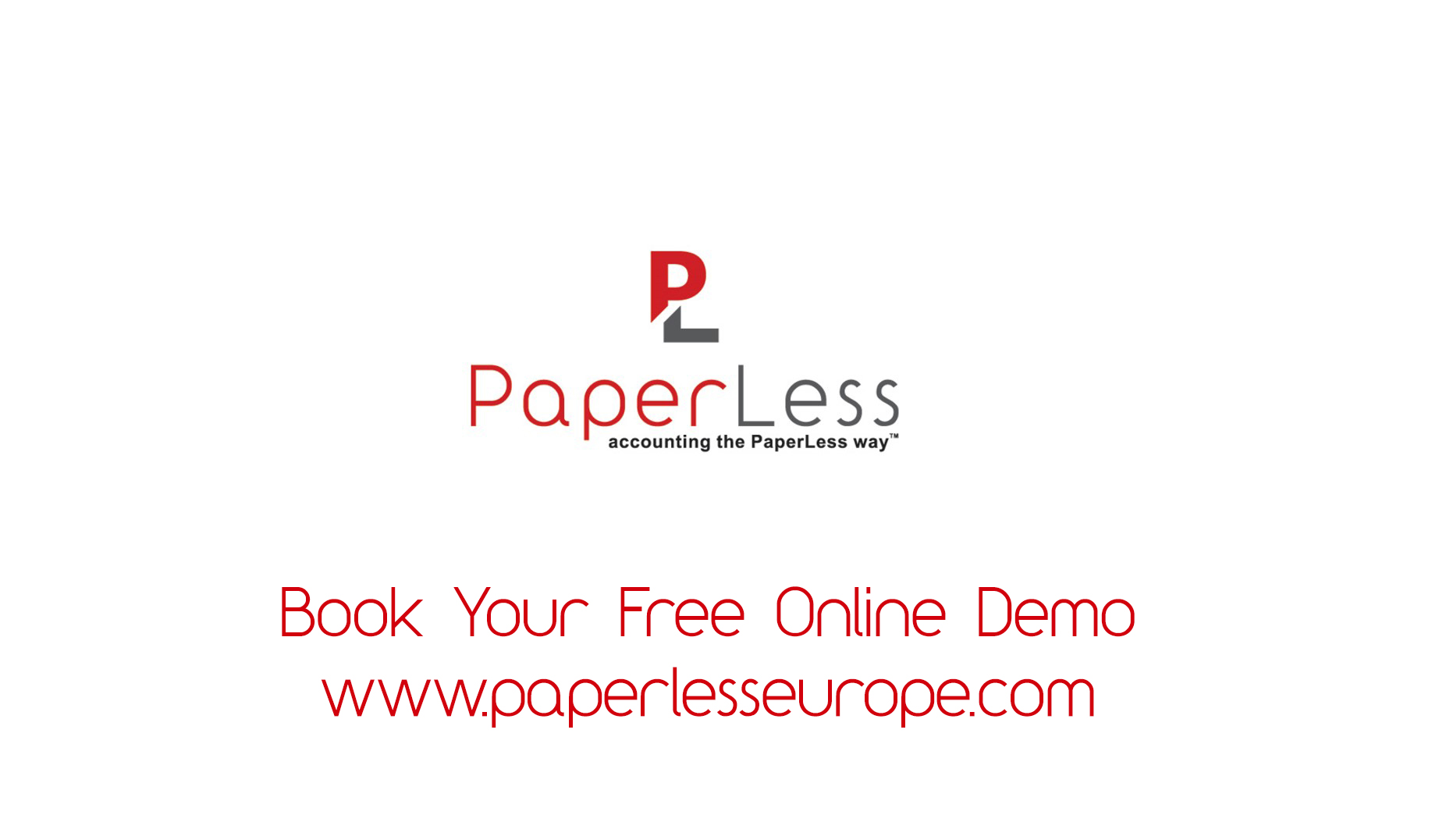 Click here to Book Your Free Online Demo of PaperLess Document Management