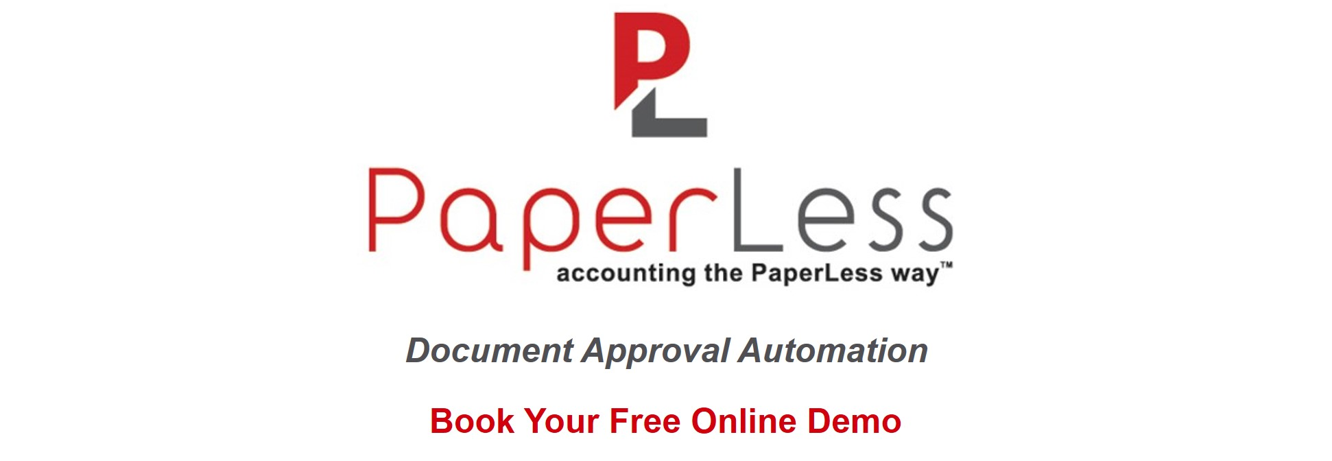 PaperLess Online Invoice Approval software for Sage