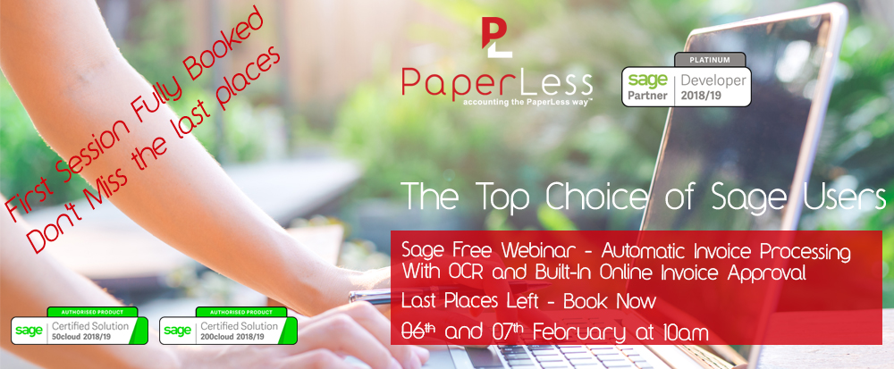 Click here to Book Your Free Place on Sage Free Webinar
