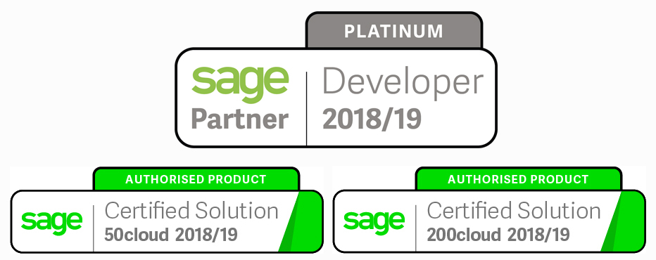 Click here to find out more about this Sage 50 and Sage 200 certified solution
