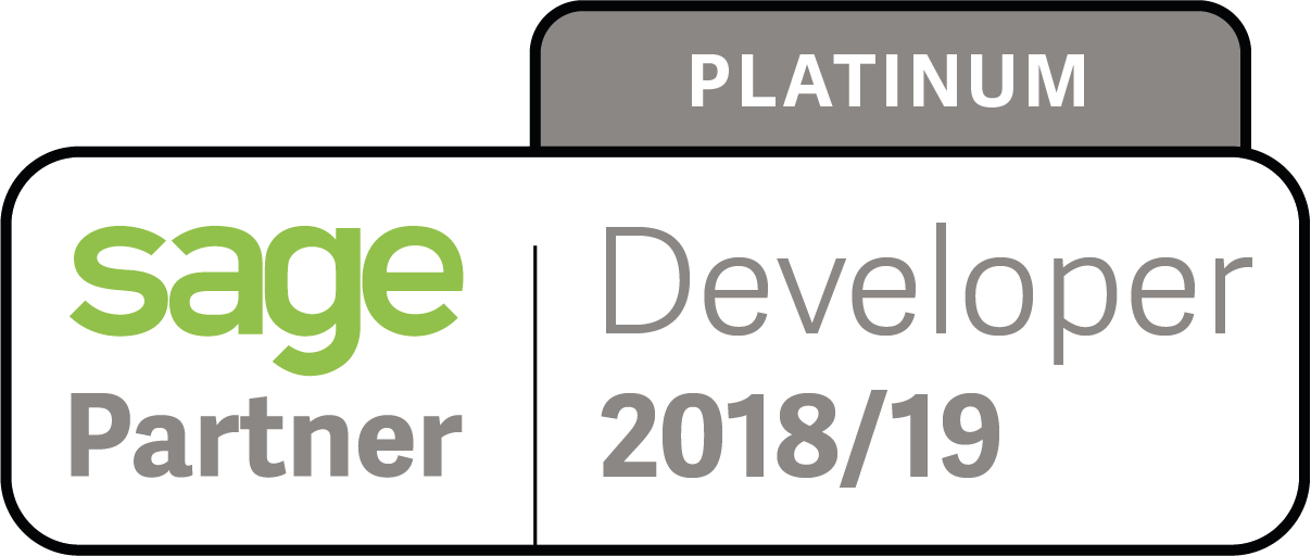 Click here to find out more about Sage Developer Platinum Partner - PaperLess Europe