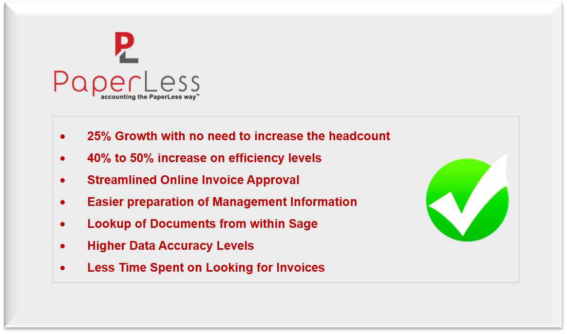 Click here to know more about PaperLess Document Management