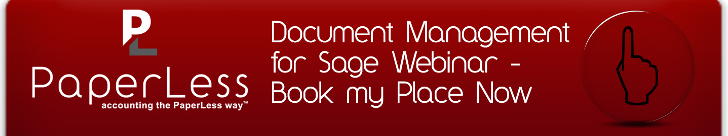 PaperLess Document Management for Sage Webinar_Horizontal